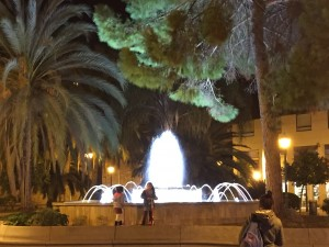 Вечер Валенсия