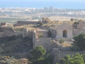 Развалины Римской крепости
