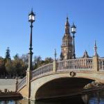 Севилья Площадь Европы