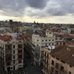 Редкий пасмурный день Валенсия