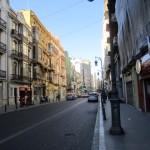 Валенсия Улица