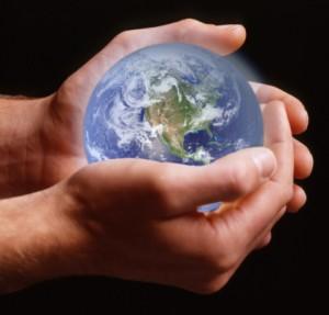 мир в твоих руках