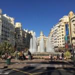 Валенсия Городской пейзаж